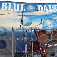Blue Daisy Stage