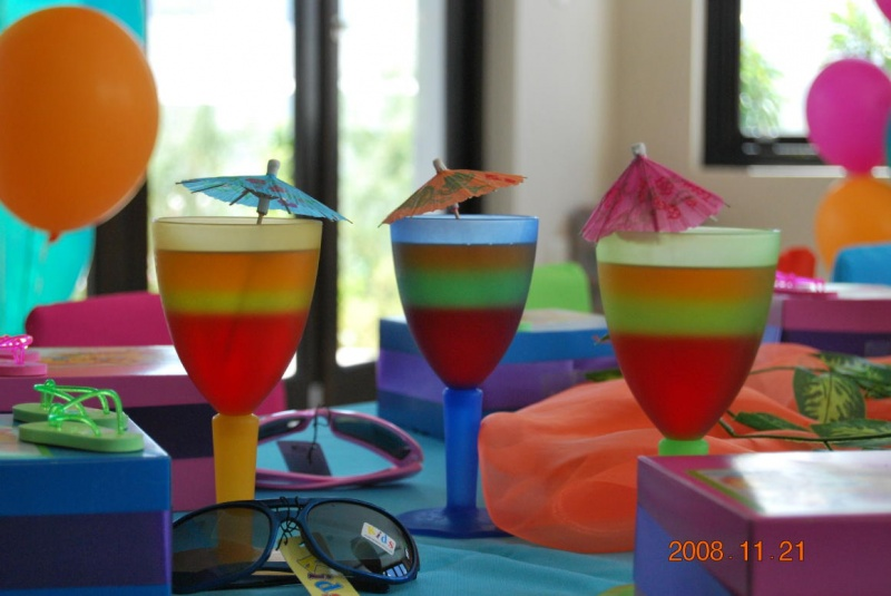 Jelly Cocktails